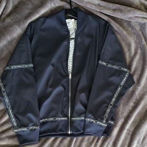 Adidas reversible bomber jacket